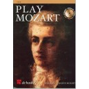 Play Mozart + CD