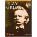 Play Grieg + CD