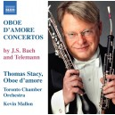 Oboe d'amore Concertos by J.S. Bach and Telemann