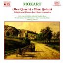 MOZART: Oboe Quartet, K. 370 / Oboe Quintet, K. 406a