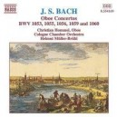 J.S. BACH: Oboe Concertos, BWV 1053, 1055, 1056, 1059, 1060
