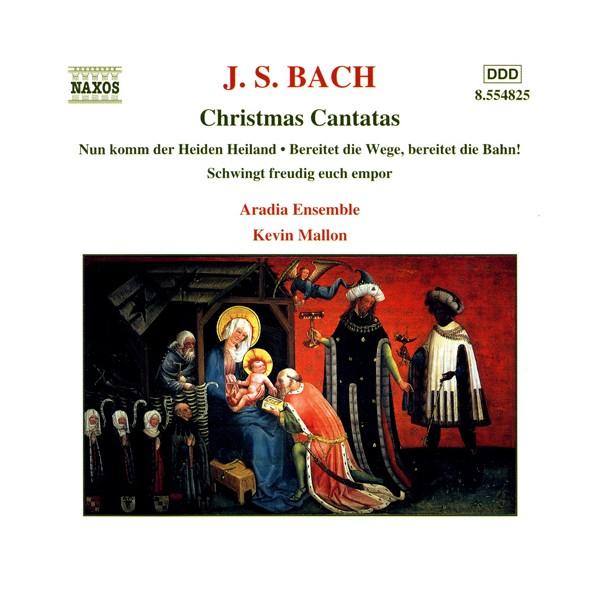 J.S. BACH: Christmas Cantatas - hobo&zo