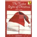 The Twelve Styles of Christmas - Flöte/Oboe