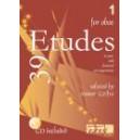 39 etudes + CD deel 1