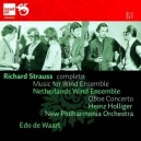 Richard Strauss: Complete Music for Wind Ensemble, Oboe Concerto
