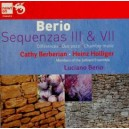 Berio: Sequenzas III & VII, Différences, Chamber Music, Due pezzi