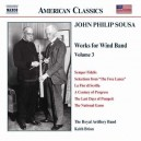 Sousa: Music for Wind Band, Vol. 3