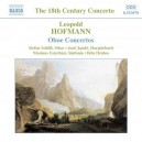 HOFMANN, L.: Oboe Concertos / Concertos for Oboe and Harpsichord
