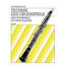 Die Technik des Oboenspiels / The technique of oboe playing