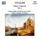 Vivaldi: Oboe Concerti Vol. 1