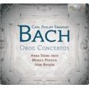 C.Ph.E. Bach: Oboe Concertos