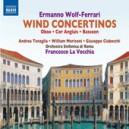 Wolf-Ferrari - Wind Concertinos