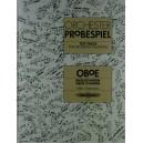 Orchesterprobespiel: Oboe / Englischhorn / Oboe d'amore